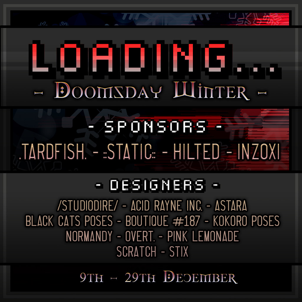 Loading… Event – Doomsday Winter – December Round Poster