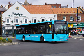 ARRIVA North East: 4706 YJ59 BHX, Whitby