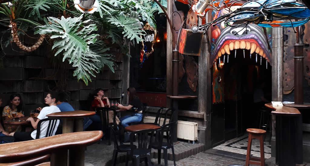 Restaurants Luik: Pot au Lait | Mooistestedentrips.nl
