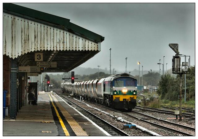 Doom and gloom down Wiltshire way