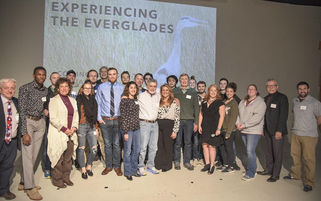Experiencing the Everglades Film Screening