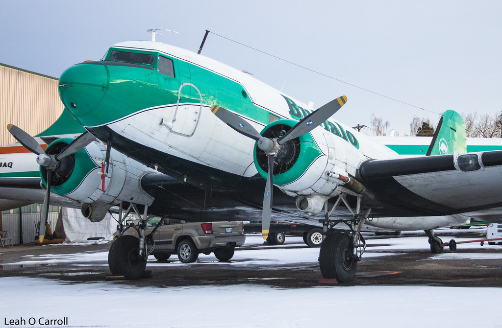 Buffalo Airways Douglas C-47A Skytrain C-FCUE