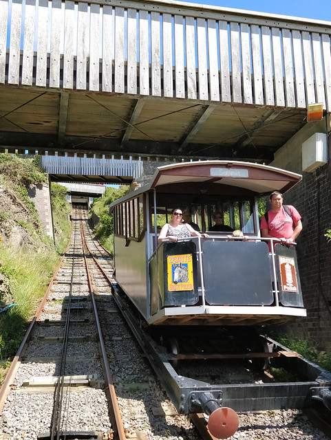 Funicular railway, Constitution Hill