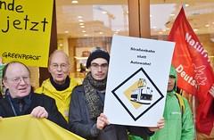 08.12.18: Demo: Schienen auf die Straße! Mit der Straßenbahn auf den Ku'damm!