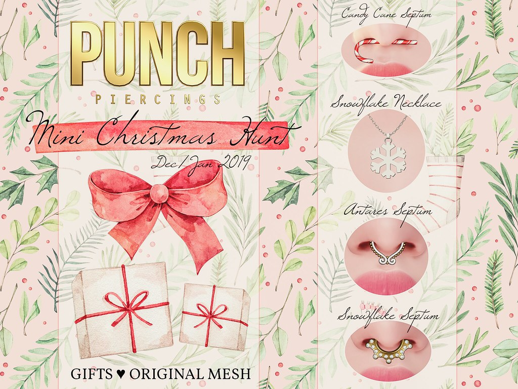 PUNCH ♥ Gifts!