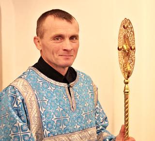 08.12.2019 | Воскресная литургия в Юрьевом монастыре