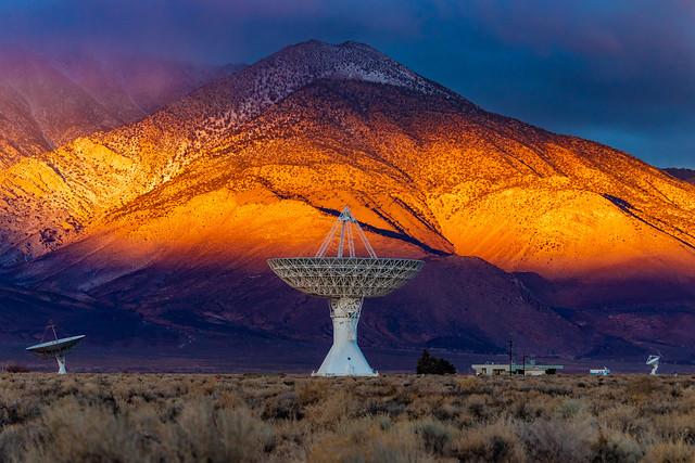 Wideband Radio Cal Tech Telescope