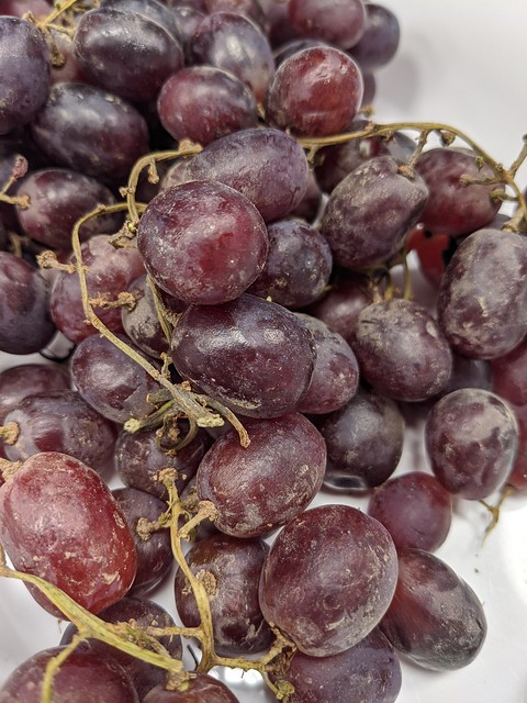 December 9: Grapes