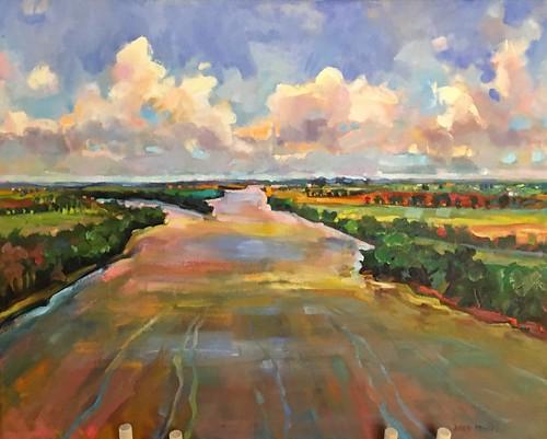 painting by Jane Mudd