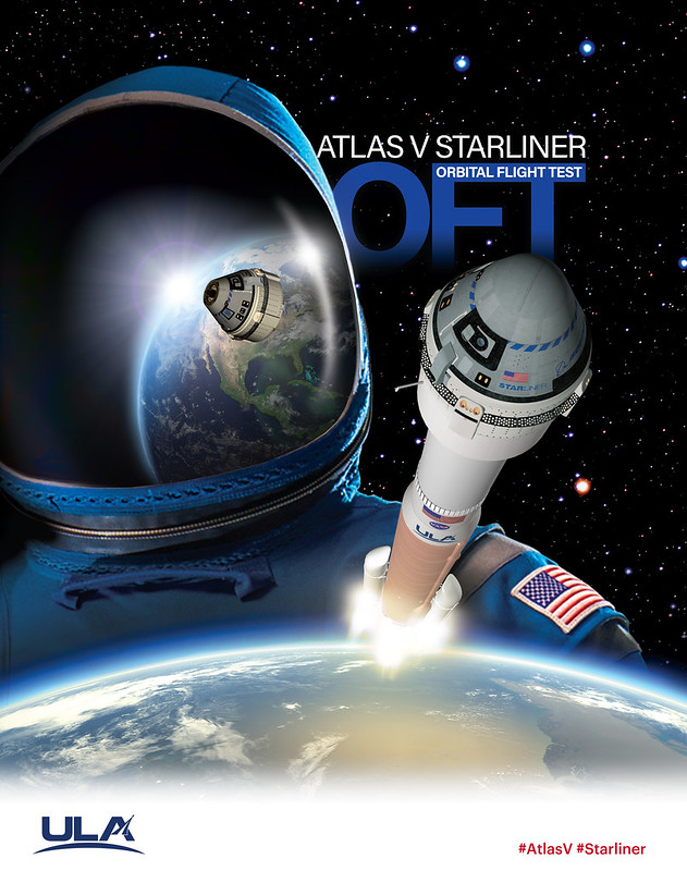 Atlas V Starliner OFT