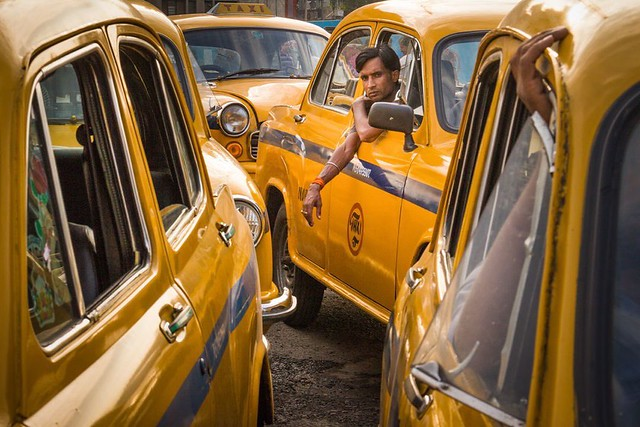 TAXI DRIVER. Kolkata