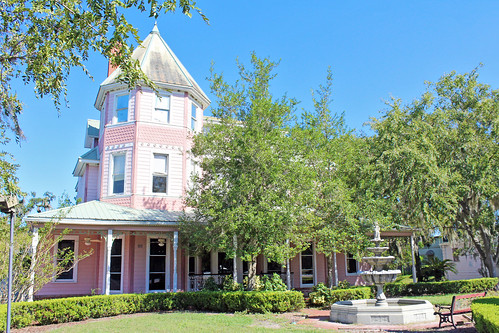 architecture house historical victorian queenannestyle salon ocala florida