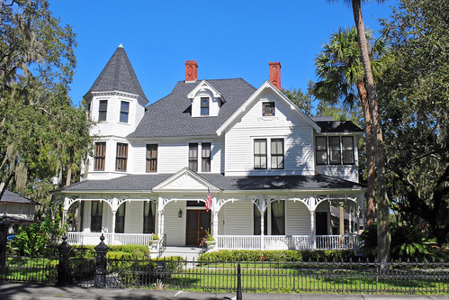 house architecture florida victorian historical ocala queenannestyle