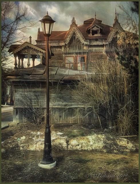 An old house .