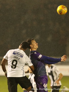 St Mirren 1 - 2 Hibernian, Scottish Premiership.