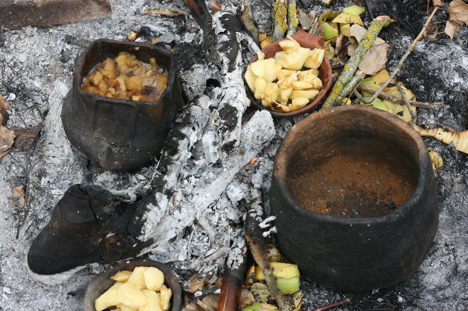 cuisson compotte
