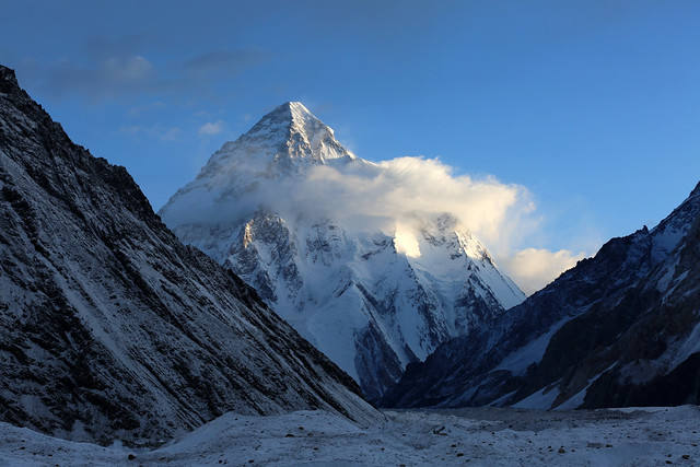 Concordia to K2 Base Camp