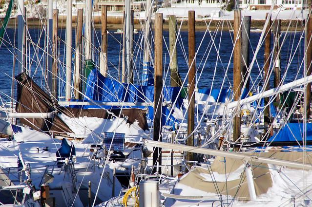 PC - winter masts - 8459263467_6e6b2d2099_o