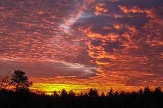 Unusual cloud formation II