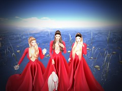 赤dress3