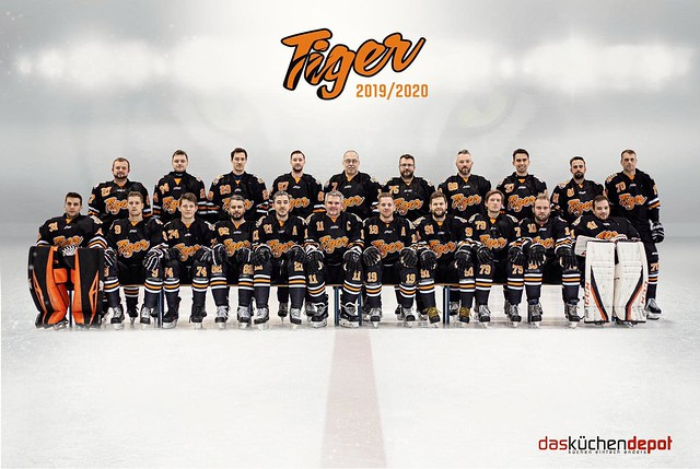 Tiger Koeln Team Photo 2019/2020