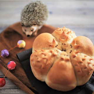 はりねずみちぎりパン 20191205-IMG_6839 (5)