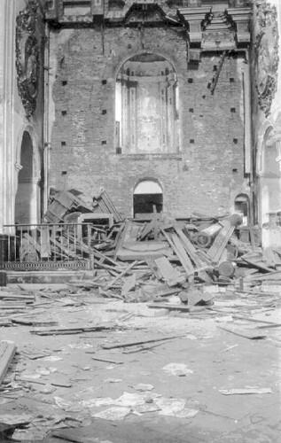 4 Retablo Carmen destrozos 1931