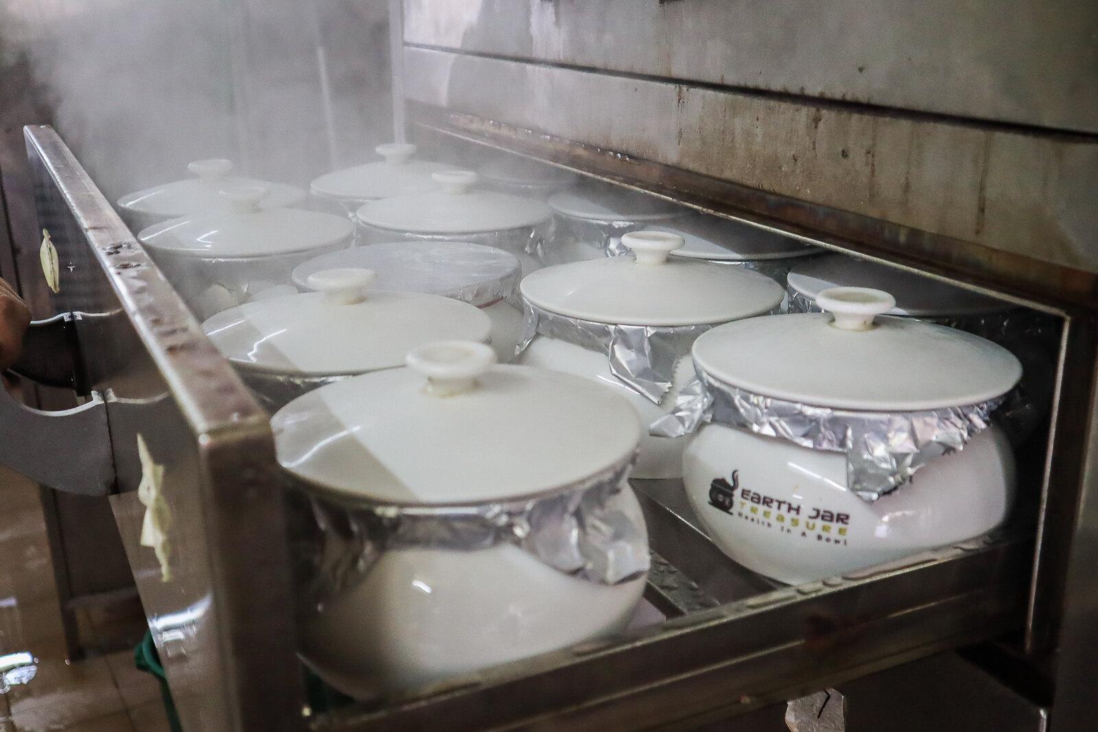 earth jar treasure soup cabinet