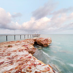 Sunrise at Nightcliff Jetty