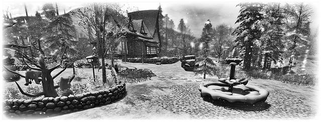 Taken at the beautiful B&B 'Let it snow' ♥