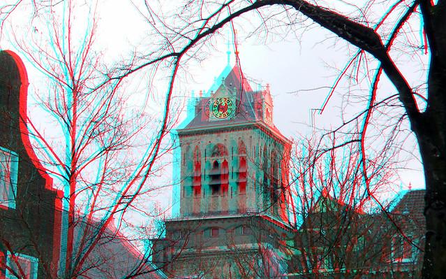Townhall Delft 3D