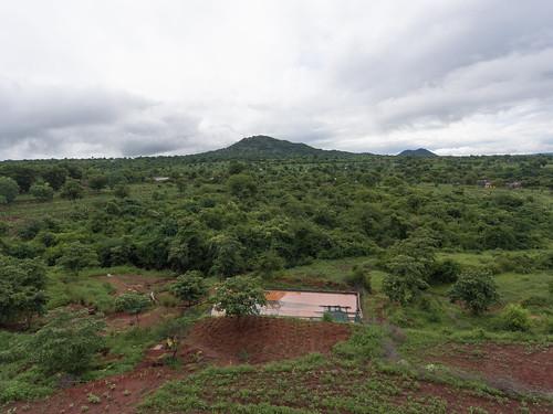 usaid farmer kitui rainwaterharvesting kwavonza kenya yali conservation environment