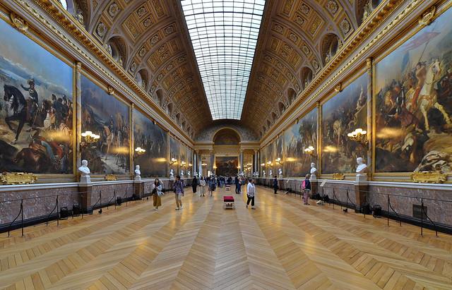 Château de Versailles (Yvelines) - Galerie des Batailles (explore 10-12-19)