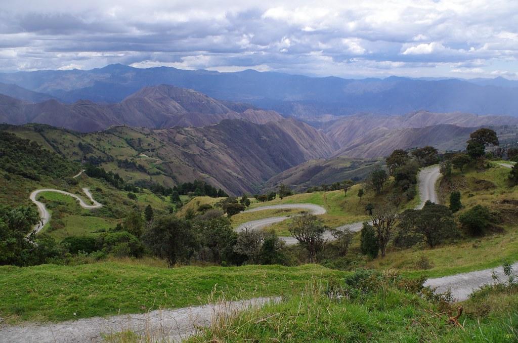 Loja to Catamayo - Ecuador
