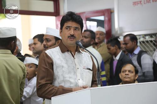 Swaran Kishore Ji from Mathura UP, expresses his views