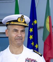 EU NAVFOR Force Commander Commodore Vizinha Mirones