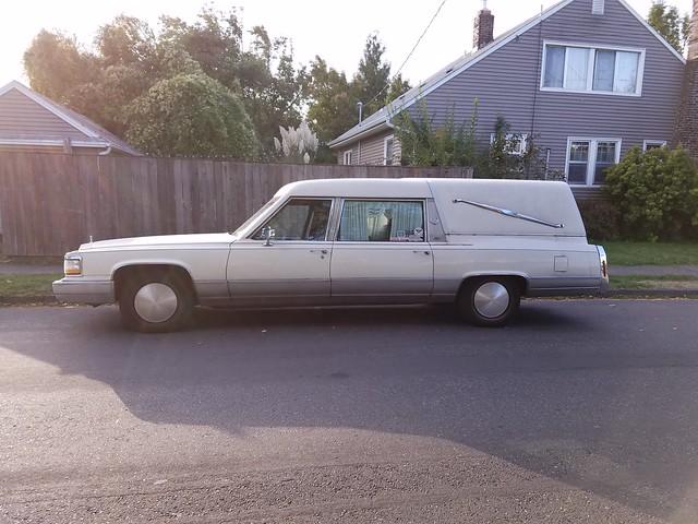 Cadillac d'Elegance hearse