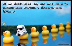Todos somos diferentes y maravillosos :)
