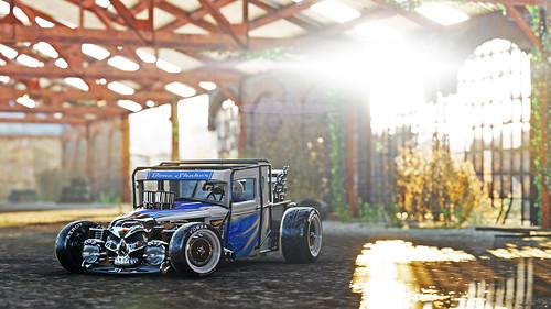 hot wheels boneshaker 14