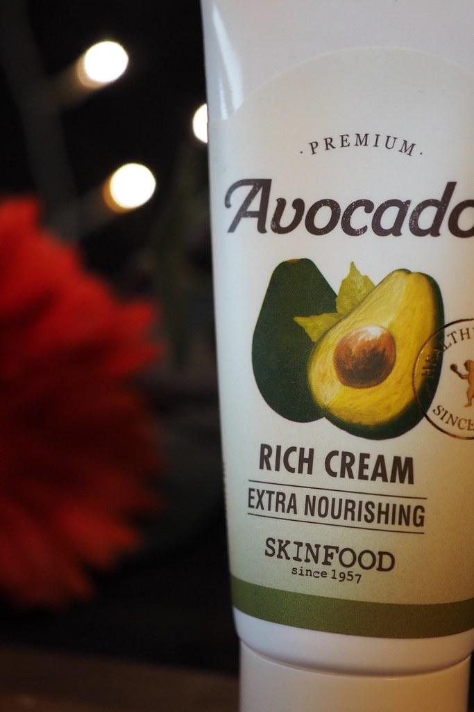 Skinfood avokado