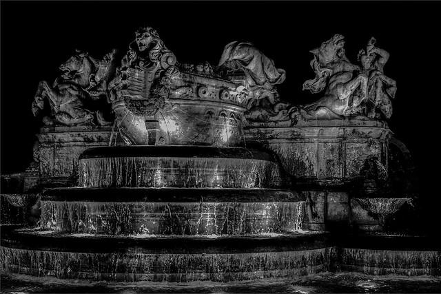 fontaine à Toulon