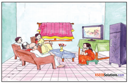KSEEB Solutions for Class 7 English Prose Chapter 7 Nest with Grand Parents 7