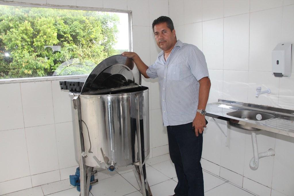 Alcobaça entrega kit apicultura e CARCEFIR na comunidade da Igrejinha (19)