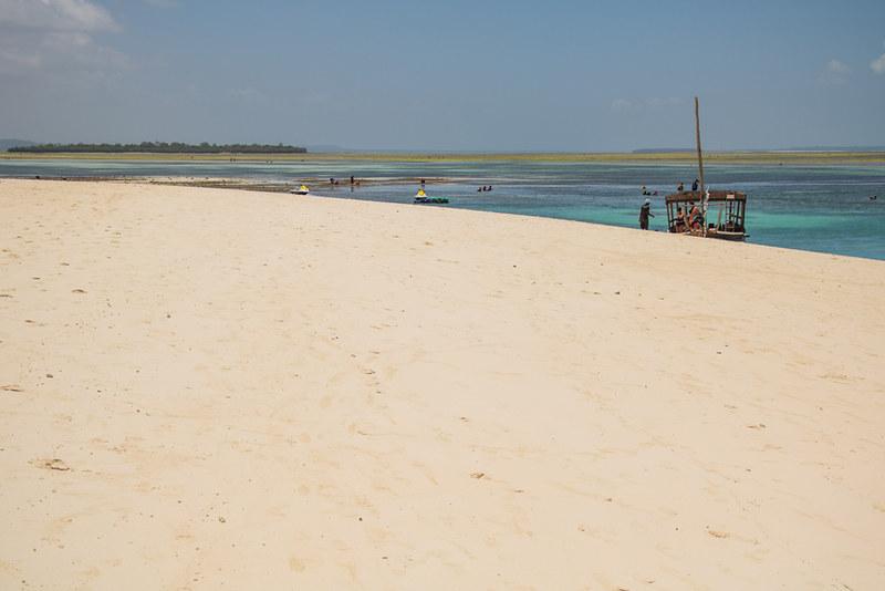 Kendwa Beach, Sansibar