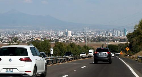 KM 12 to PUEBLA ~ Mexico