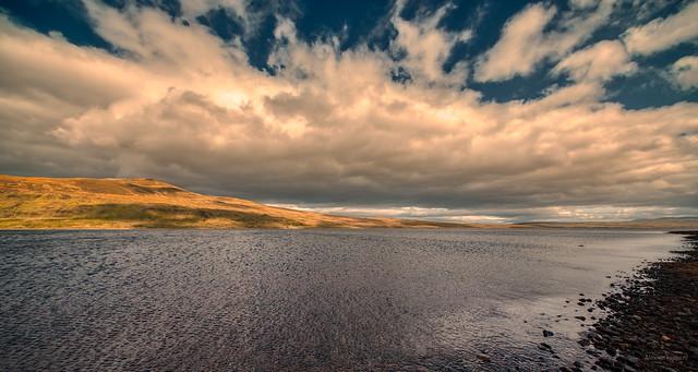 Loch Loyal, Scotland.