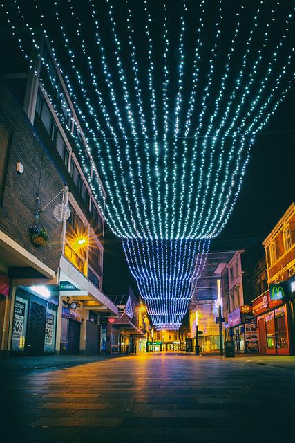 St. Helens Christmas lights