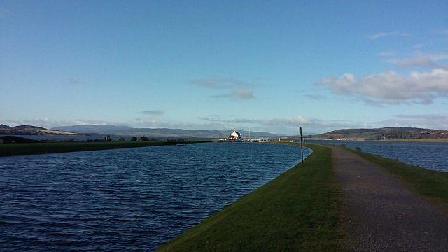 Caledonian Canal, Inverness, Oct 2019