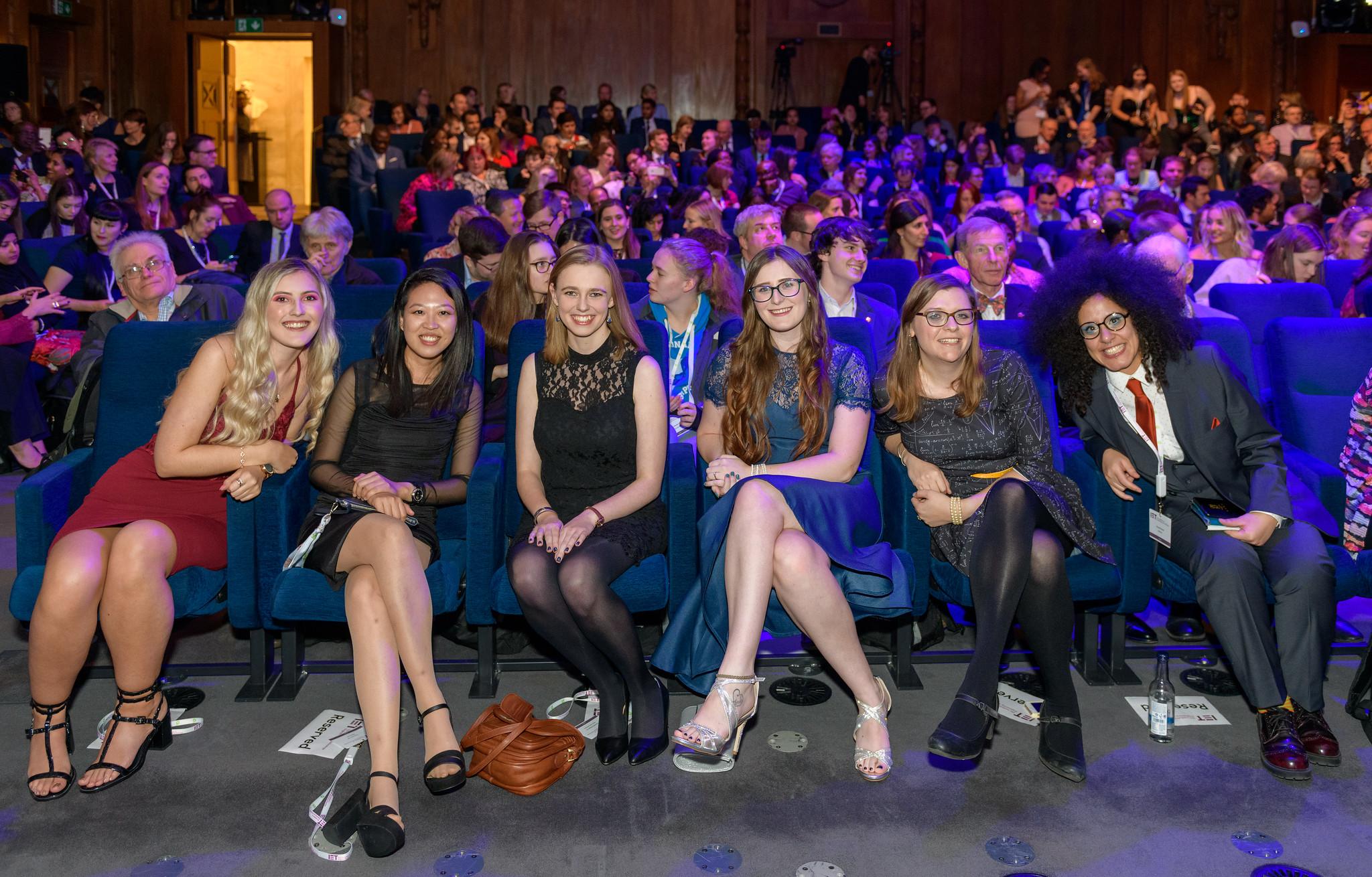 Women IET Young engineer awards