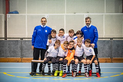 Presentació equips futbol sala Associació Esportiva Sporting Alcalà Prat